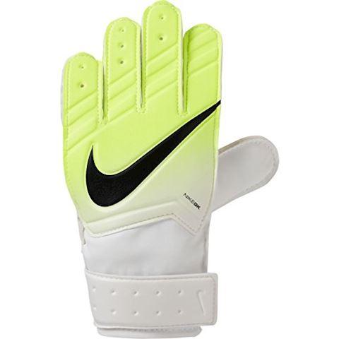 Nike Junior Match Goalkeeper Older Kids'Football Gloves - White Image 2