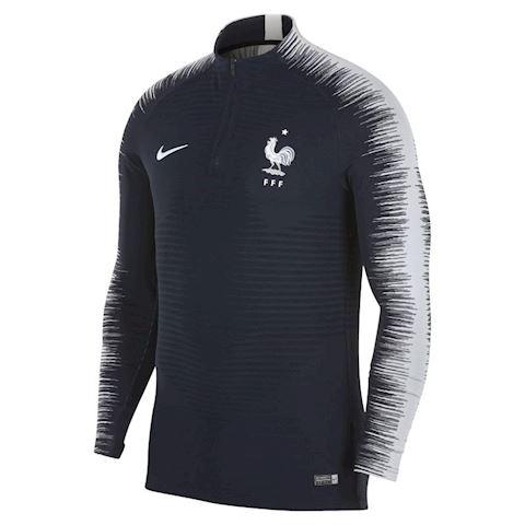 2b554bd9ef Nike FFF VaporKnit Strike Drill Men's Long-Sleeve Football Top - Blue Image