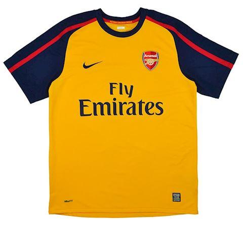 Nike Arsenal Kids SS Away Shirt 2008/09 Image