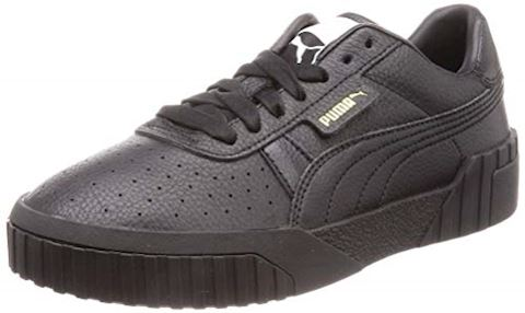 Puma CALI women s Shoes (Trainers) in Black Image f909aa835