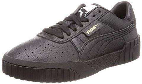 Puma CALI women s Shoes (Trainers) in Black Image f909aa835