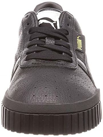 Puma CALI women s Shoes (Trainers) in Black Image 4 d365e2a21