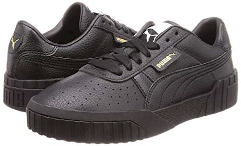 Puma CALI women s Shoes (Trainers) in Black Image 5 8f2b9dbc1