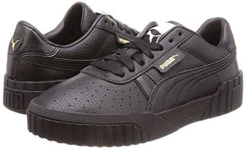 Puma CALI women s Shoes (Trainers) in Black Image 5 8f2b9dbc1
