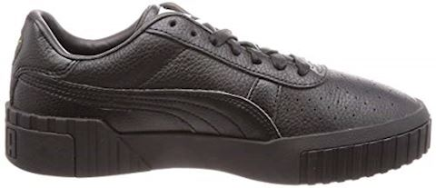 Puma CALI women s Shoes (Trainers) in Black Image 6 d656375f9