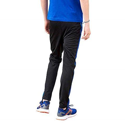 adidas Training Trousers Stripes 3S - Black/Blue Kids