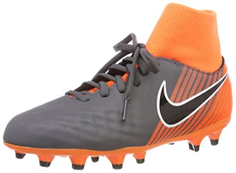 Nike Jr. Magista Obra II Academy Dynamic Fit FG Younger/Older Kids'Firm-Ground Football Boot - Grey Image