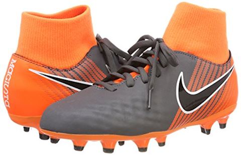 Nike Jr. Magista Obra II Academy Dynamic Fit FG Younger/Older Kids'Firm-Ground Football Boot - Grey Image 5