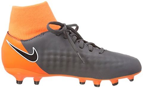 Nike Jr. Magista Obra II Academy Dynamic Fit FG Younger/Older Kids'Firm-Ground Football Boot - Grey Image 6
