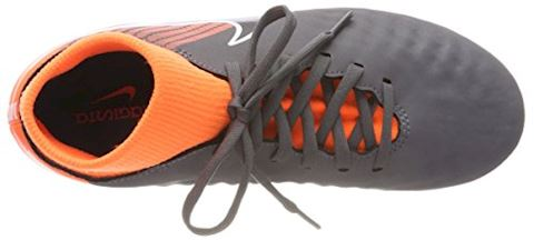 Nike Jr. Magista Obra II Academy Dynamic Fit FG Younger/Older Kids'Firm-Ground Football Boot - Grey Image 7