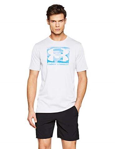 Under Armour Men's UA Boxed Sportstyle Short Sleeve T-Shirt Image