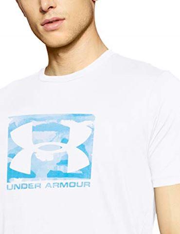Under Armour Men's UA Boxed Sportstyle Short Sleeve T-Shirt Image 3