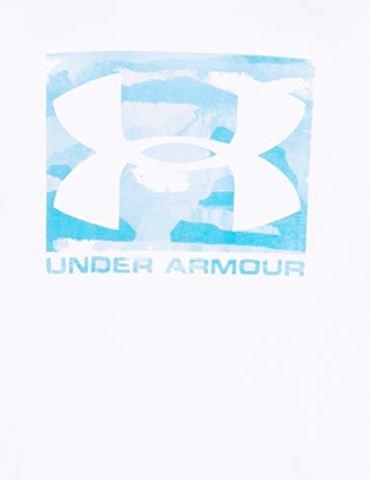 Under Armour Men's UA Boxed Sportstyle Short Sleeve T-Shirt Image 4