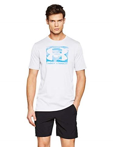 9086707c Under Armour Men's UA Boxed Sportstyle Short Sleeve T-Shirt Image