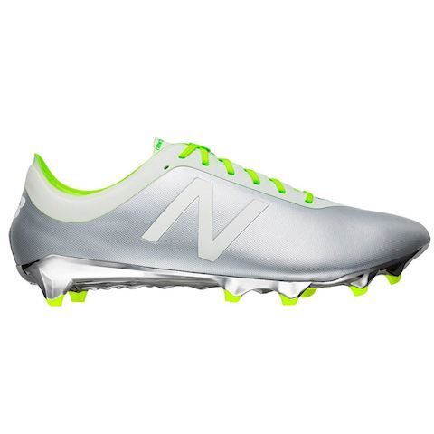 New Balance Furon 2.0 Hydra FG Football Boots Silver Image