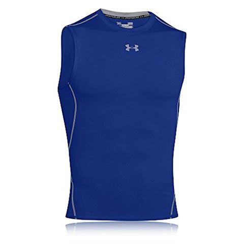 d5ef65b2 Under Armour Men's UA HeatGear Armour Sleeveless Compression Shirt