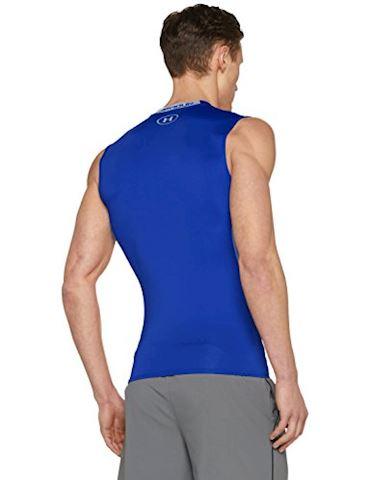 13a92986 Under Armour Men's UA HeatGear Armour Sleeveless Compression Shirt