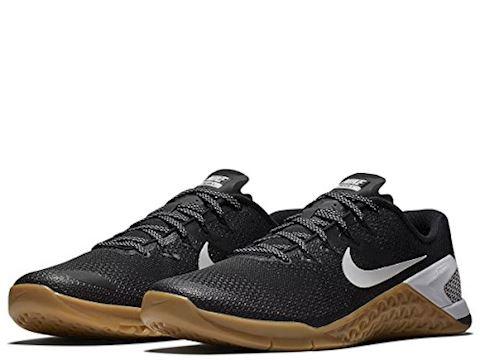 Nike Metcon 4 Men's Cross Training, Weightlifting Shoe - Black Image