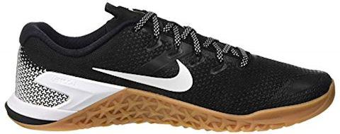 Nike Metcon 4 Men's Cross Training, Weightlifting Shoe - Black Image 11