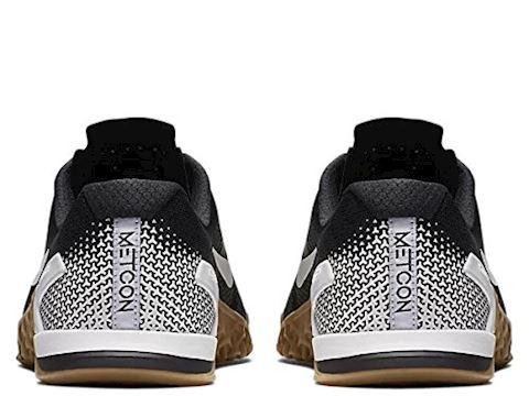 Nike Metcon 4 Men's Cross Training, Weightlifting Shoe - Black Image 4