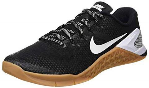 Nike Metcon 4 Men's Cross Training, Weightlifting Shoe - Black Image 6