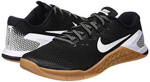 Nike Metcon 4 Men's Cross Training, Weightlifting Shoe - Black Image 10