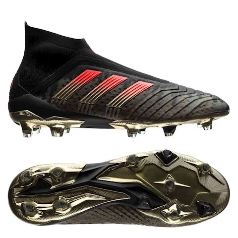 64100bf4dfdc adidas Paul Pogba Predator 18+ Firm Ground Boots Image