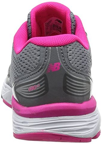 New Balance  KJ680  girls's Shoes (Trainers) in Grey Image 2
