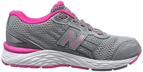 New Balance  KJ680  girls's Shoes (Trainers) in Grey Image 6