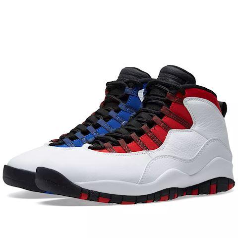 Nike Air Jordan 10 Retro Men's Shoe - White Image