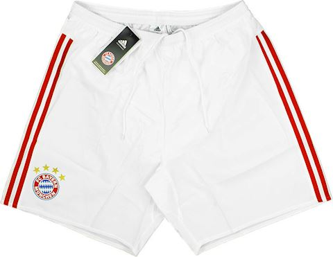adidas Bayern Munich Mens Player Issue Away Shorts 2015/16 Image