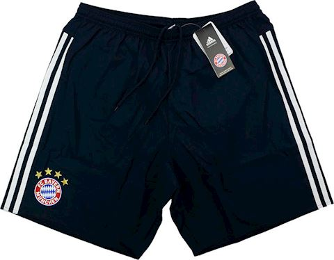 adidas Bayern Munich Mens Player Issue Away Shorts 2015/16 Image 2