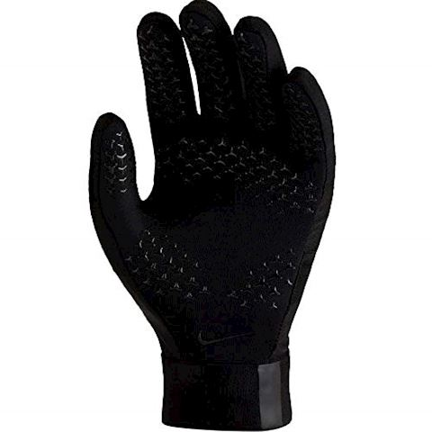 Nike HyperWarm Academy Kids'Football Gloves - Black Image