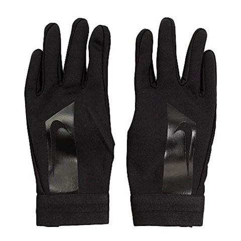Nike HyperWarm Academy Kids'Football Gloves - Black Image 2