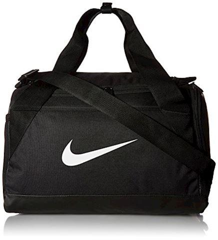 Nike Brasilia (Extra Small) Training Duffel Bag - Black Image 2