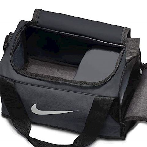 Nike Brasilia (Extra Small) Training Duffel Bag - Black Image 5