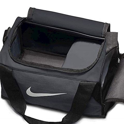 Nike Brasilia (Extra Small) Training Duffel Bag - Black Image 8