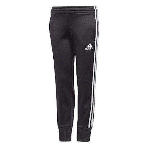 adidas Little Girls Knitted Tracksuit Image 6