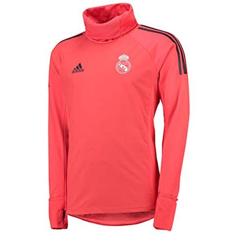 adidas Real Madrid Training Shirt UCL Warm - Real Coral/Black Image