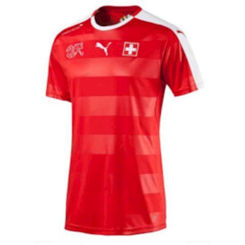 Puma Switzerland Mens SS Home Shirt 2016 Image