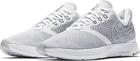 01438eaf946 Nike Zoom Strike Women s Running Shoe - White Image