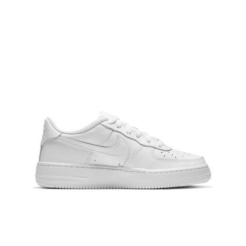 Nike Air Force 1 Older Kids' Shoe - White Image 2
