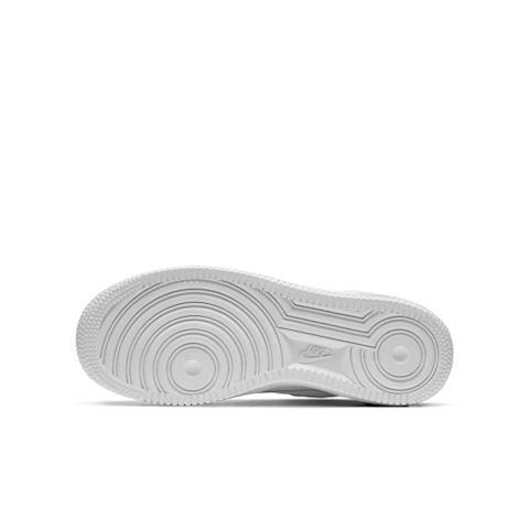 Nike Air Force 1 Older Kids' Shoe - White Image 4