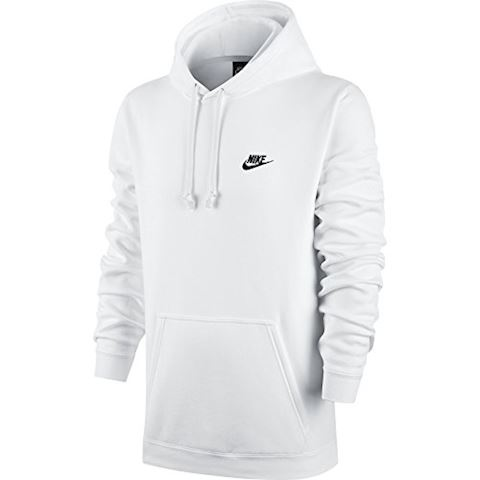Nike Sportswear Fleece Men's Pullover Hoodie - White