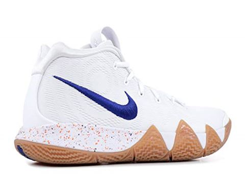 Nike Kyrie 4'Uncle Drew'Basketball Shoe - White Image 3