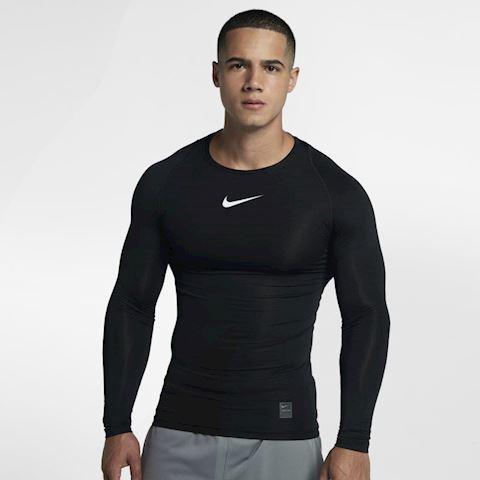 Nike Pro Men's Long-Sleeve Top - Black Image