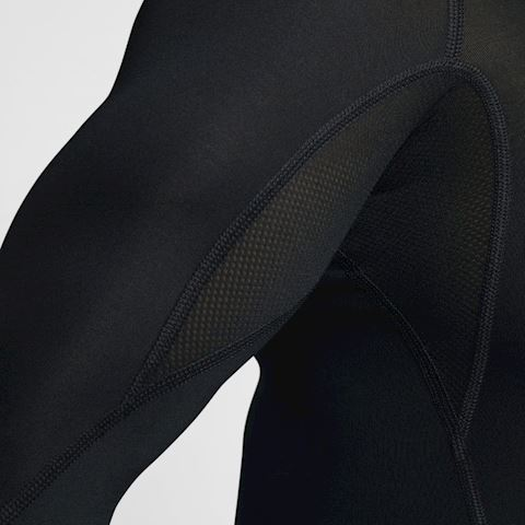 Nike Pro Men's Long-Sleeve Top - Black Image 2