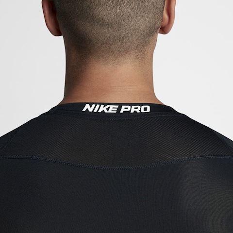 Nike Pro Men's Long-Sleeve Top - Black Image 3