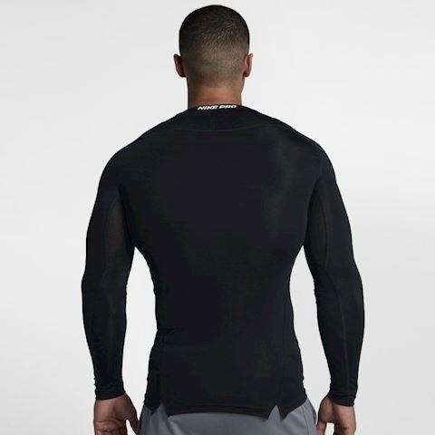 Nike Pro Men's Long-Sleeve Top - Black Image 4
