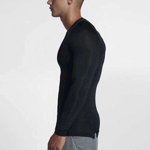 Nike Pro Men's Long-Sleeve Top - Black Image 5